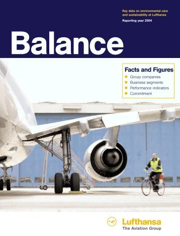 Balance - Facts and Figures - Econsense