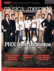 PHX Instrumentos