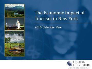 Tourism in New York