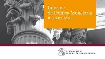 de Política Monetaria