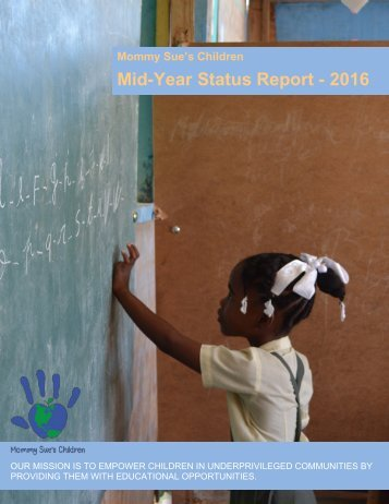 2016 Mid Year Report