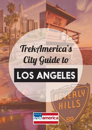 City Guide to LOS ANGELES