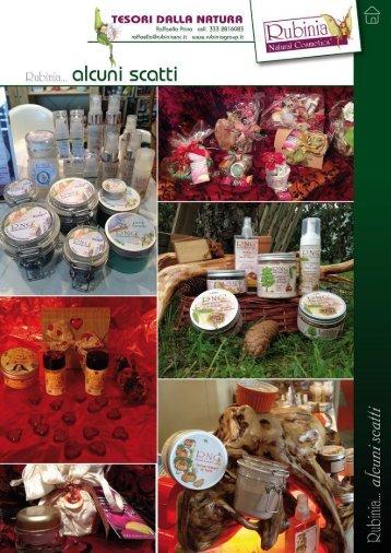 Alcuni di scatti di Rubinia Natural Cosmetics