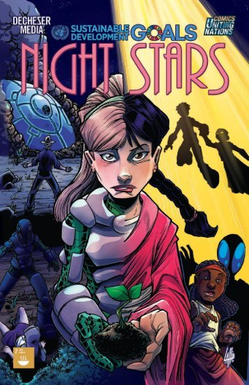 Night Stars Zero Hunger Comic