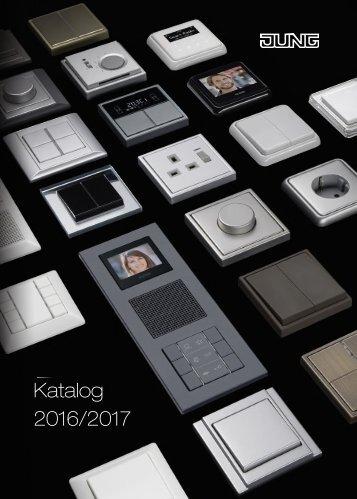 JUNG_Katalog_D_2016