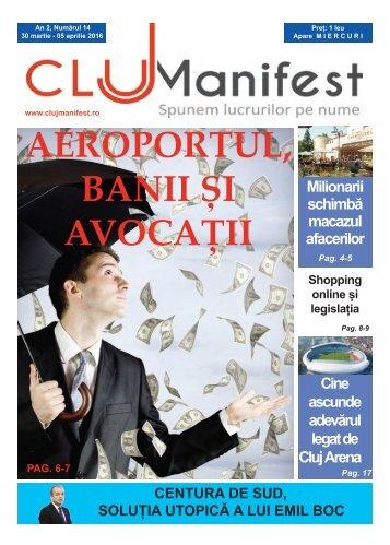 ClujManifest 2016 - Numarul 14