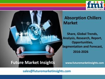 Absorption Chillers Market