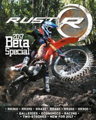 RUST magazine: 2017 Beta Special
