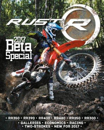 RUST magazine: 2017 Beta Special