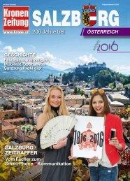 Salzburg 200 Jahre bei Österreich 2016-04-28