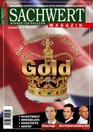 Sachwert Magazin ePaper Ausgabe 45