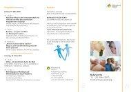 Flyer zur Babywoche 2010 (PDF)
