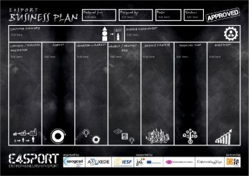 e4sport Business Plan EN