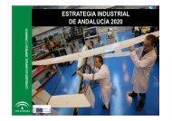 ESTRATEGIA INDUSTRIAL DE ANDALUCÍA 2020