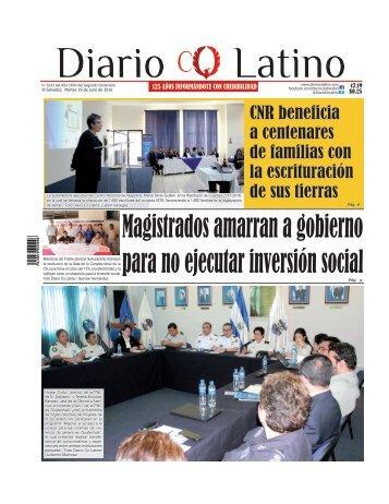 Edición 19 de Julio de 2016