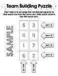 Math Unit - Page 6