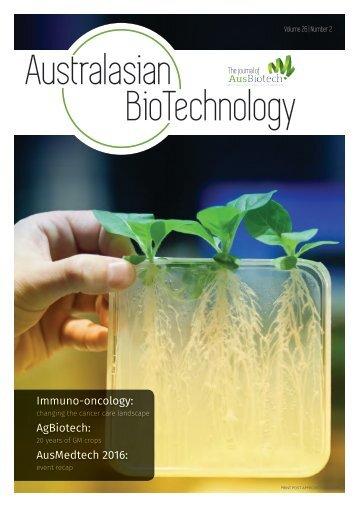 Australasian BioTechnology