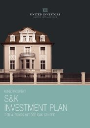 S&K INVESTMENT PLAN