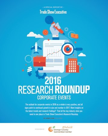 2016 RESEARCH ROUNDUP