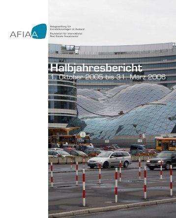 Halbjahresbericht - AFIAA