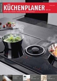 Küchenplaner Ausgabe 7/8 2016