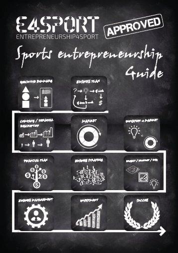 e4sport Guide EN