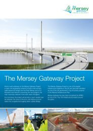 The Mersey Gateway Project