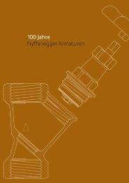 100 Jahre Nyffenegger Armaturen