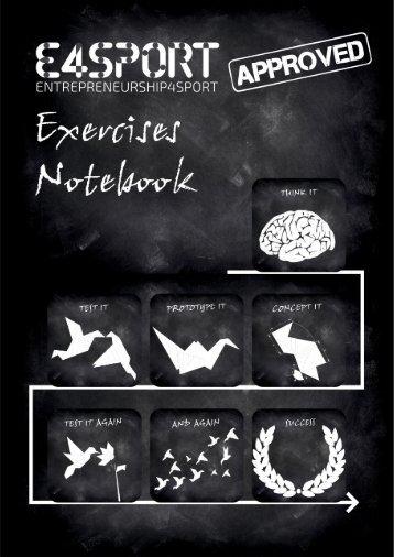 Caderno de exercicios ES