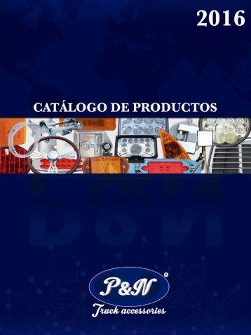 CATALOGO P&N
