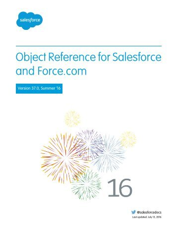 salesforce developer guide for beginners