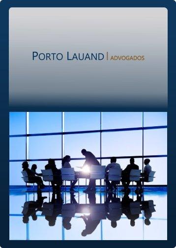 Apresentação Porto Lauand Advogados