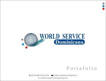 Portafolio World Services Dominicana WSD