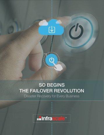 SO BEGINS THE FAILOVER REVOLUTION