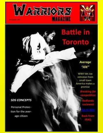 Warriors Magazine