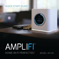 HOME WI-FI PERFECTED