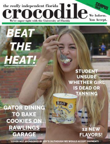Crocodile July 2016 Issue