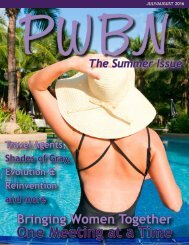 PWBN Magazine Summer Issue