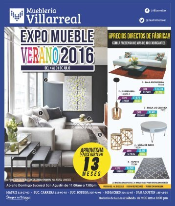CATALOGO EXPO VERANO 2016 FINAL
