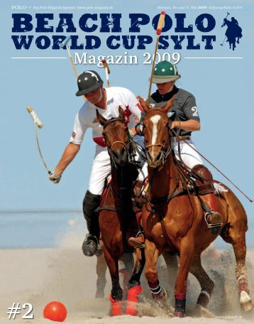 Beach Polo World Cup Sylt Download - Polo+10 Das Polo-Magazin