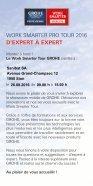 WorkSmarterTour Sanibat Sion - Page 2