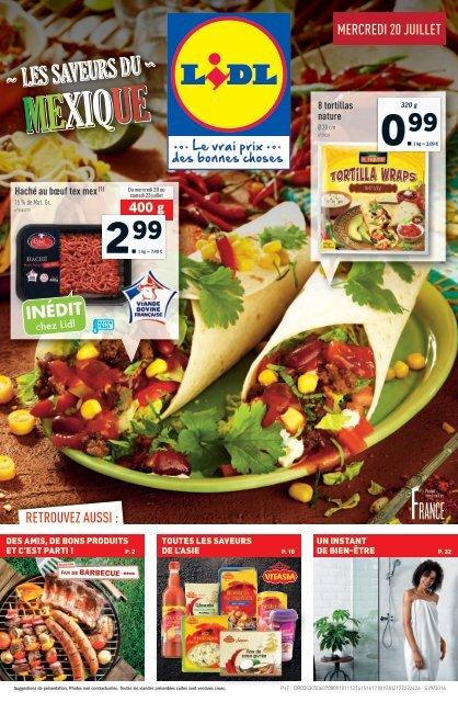 Lidl Catalogue S29 16