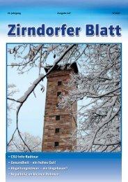 Zirndorfer Blatt Nr. 127 - Das Zirndorfer Blatt