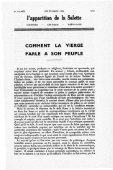 FR_L'APPARITION DE LA SALETTE - HISTOIRE- CRITIQUE - THEOLOGIE - Page 4