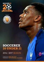 SOCCEREX 20 UNDER 21