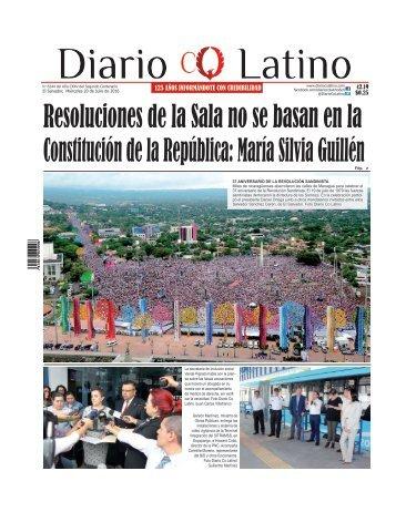 Edición 20 de Julio de 2016