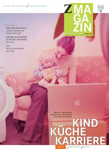 zett Magazin August / September