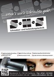 Katalog SHS Schrauben