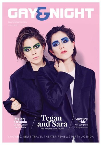 Gay&Night Juli 2016