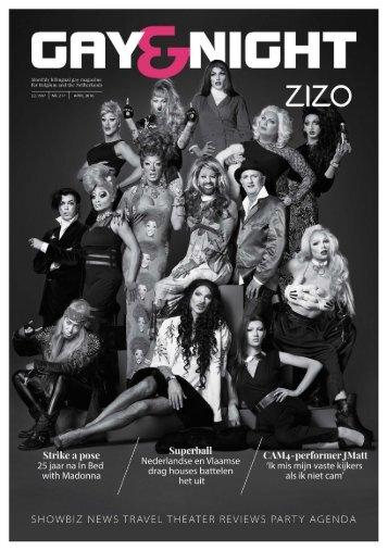 Gay&Night-ZiZo April 2016